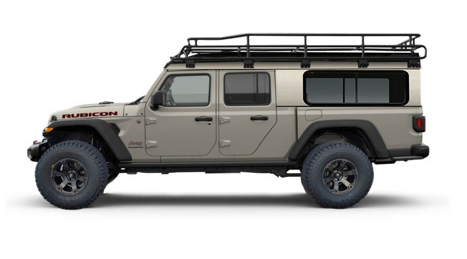Hardtop Soft Top Canopy Possibilities For Gladiator Show Me