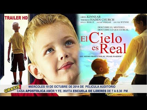 El Cielo Es Real Trailer En Español Latino Hd Youtube Youtube Film Cards