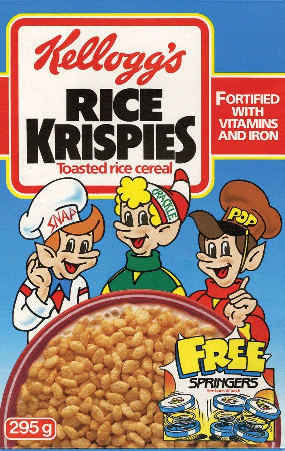 A history of Kellog's Snap! Crackle! Pop! slogan | Cereal
