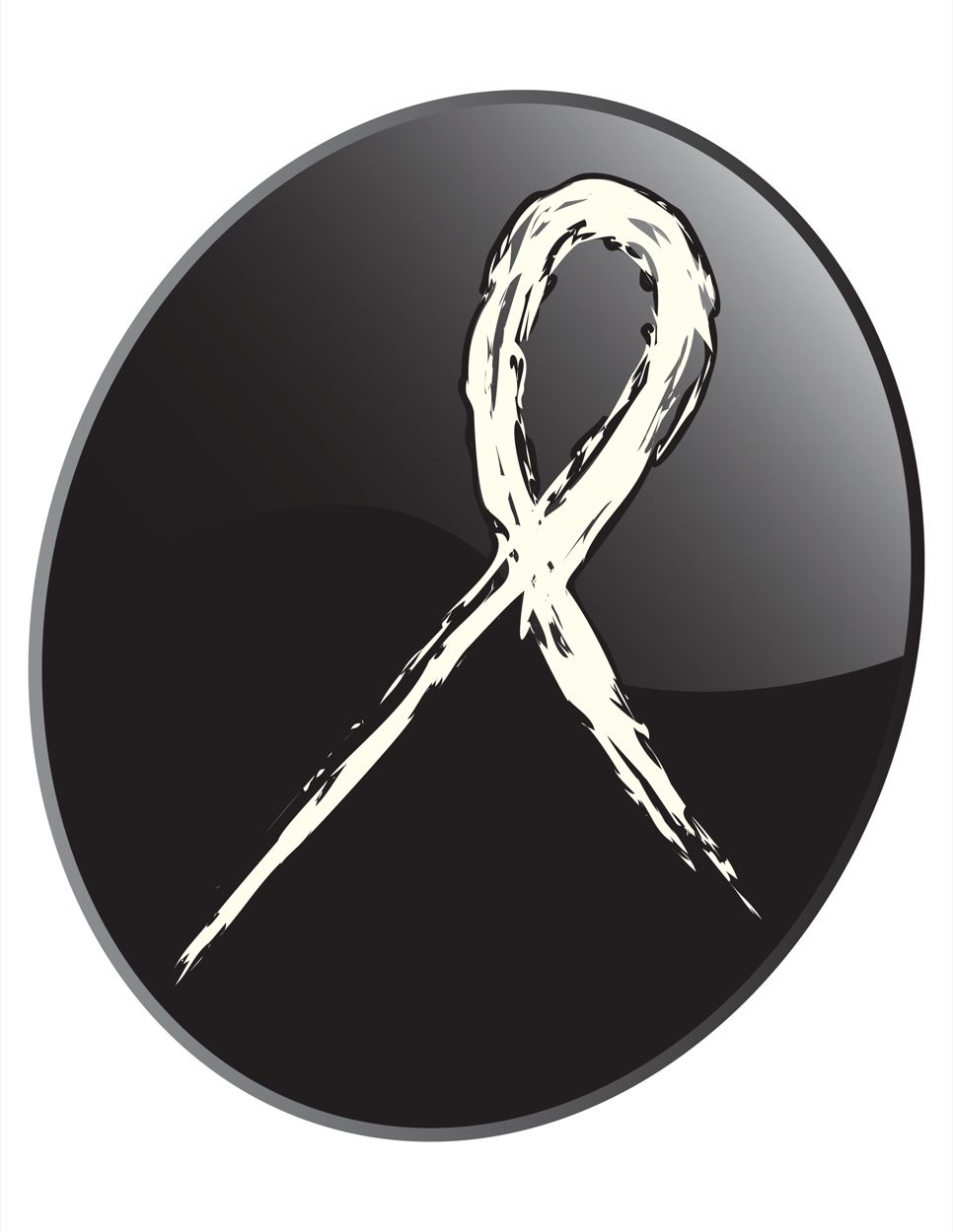 Lung Cancer Awareness Color Of Ribbon Cancer Ribbon Tat Tributes
