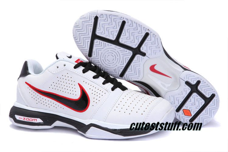 competitive price 41c70 b80bb Nike Zoom Vapor 8 Club roger federer nike tennis 431842 103 White Black