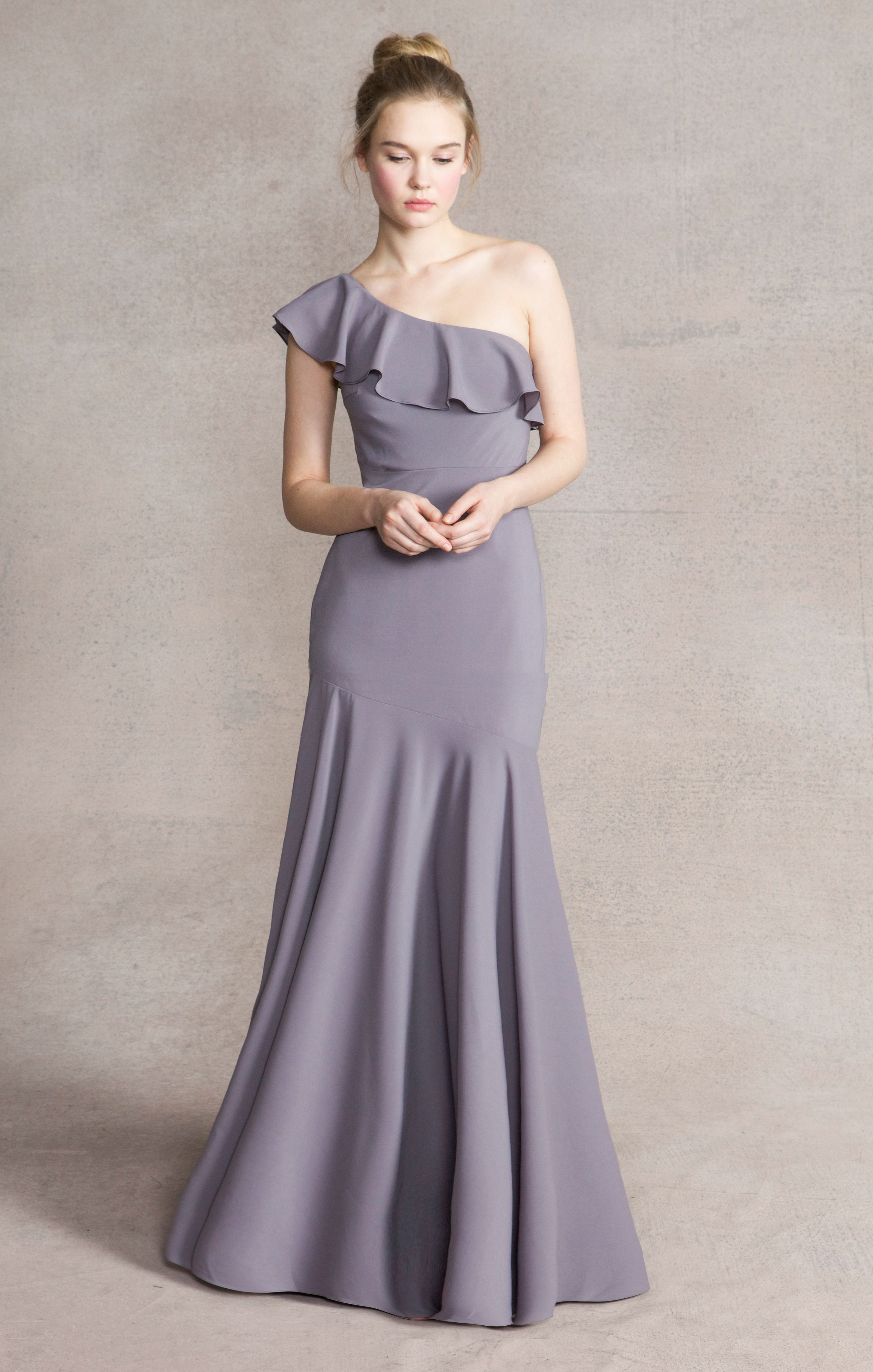 6a041576623 Bridesmaid Dress  Jenny Yoo AInsley Dress in Crepe De Chine ...