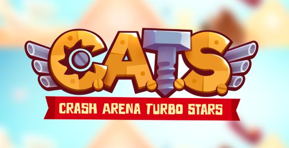 Logo C.A.T.S. on Behance Лого игры, Логотип брендинг, Игры