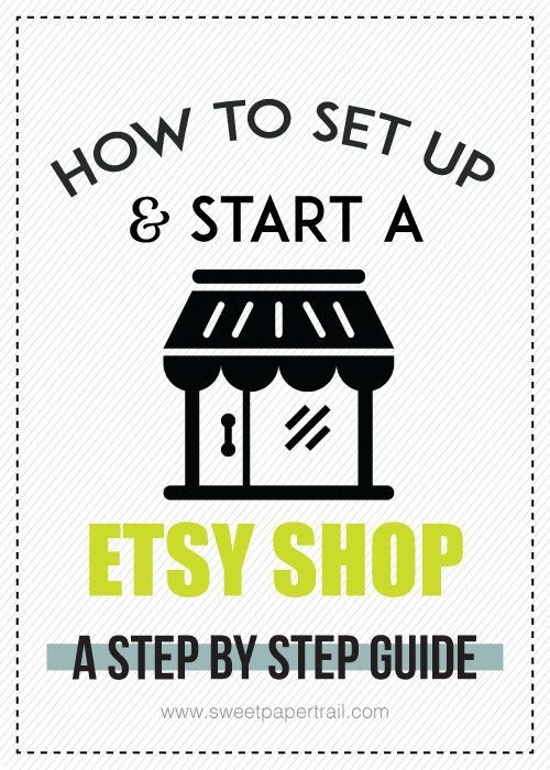 How to Start An Etsy Shop Step guide, Etsy and Shopping - küchenarbeitsplatten online kaufen