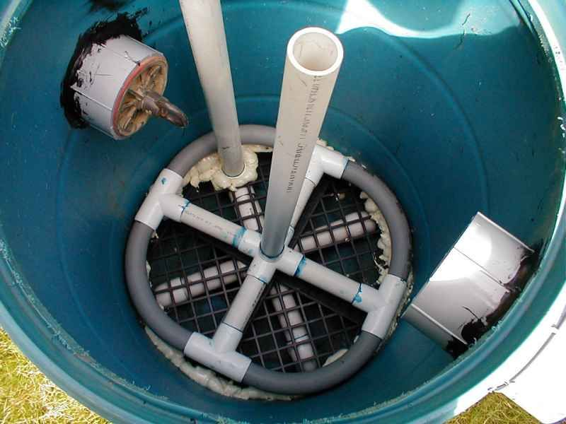 Diy gravity flow filters drums tubs etc pros and