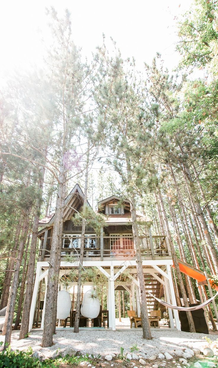 Treehouse Retreat Boutique Glamping Apartment Renta