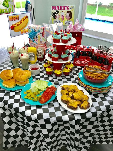 Super Birthday Party Ideas For Teens 13th Food Ideas