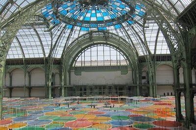 Daniel Burien for Monumenta 2012, Grand Palais, Paris