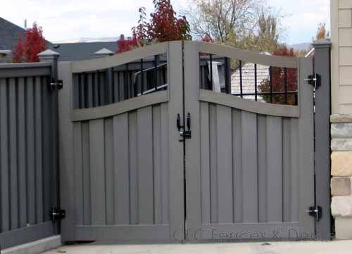 Trex Fence Trex Gates Backyard Gates Trex Fencing