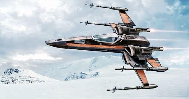 Poe X Wing Star Wars Ships Star Wars Wallpaper Star Wars Artwork