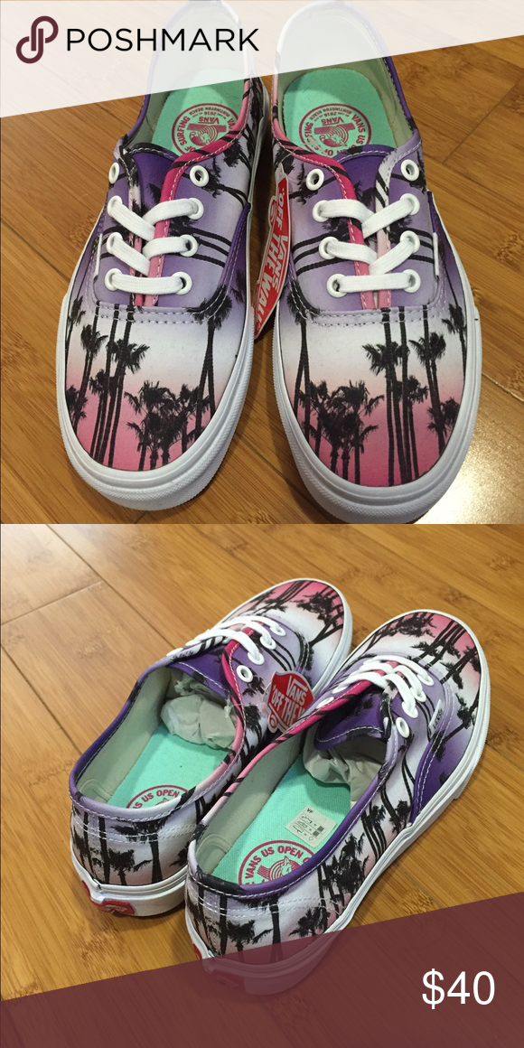 447dd2c34fc6cd Vans US Open of Surf Van Doren sunset shoes 7 Brand new with tags ...