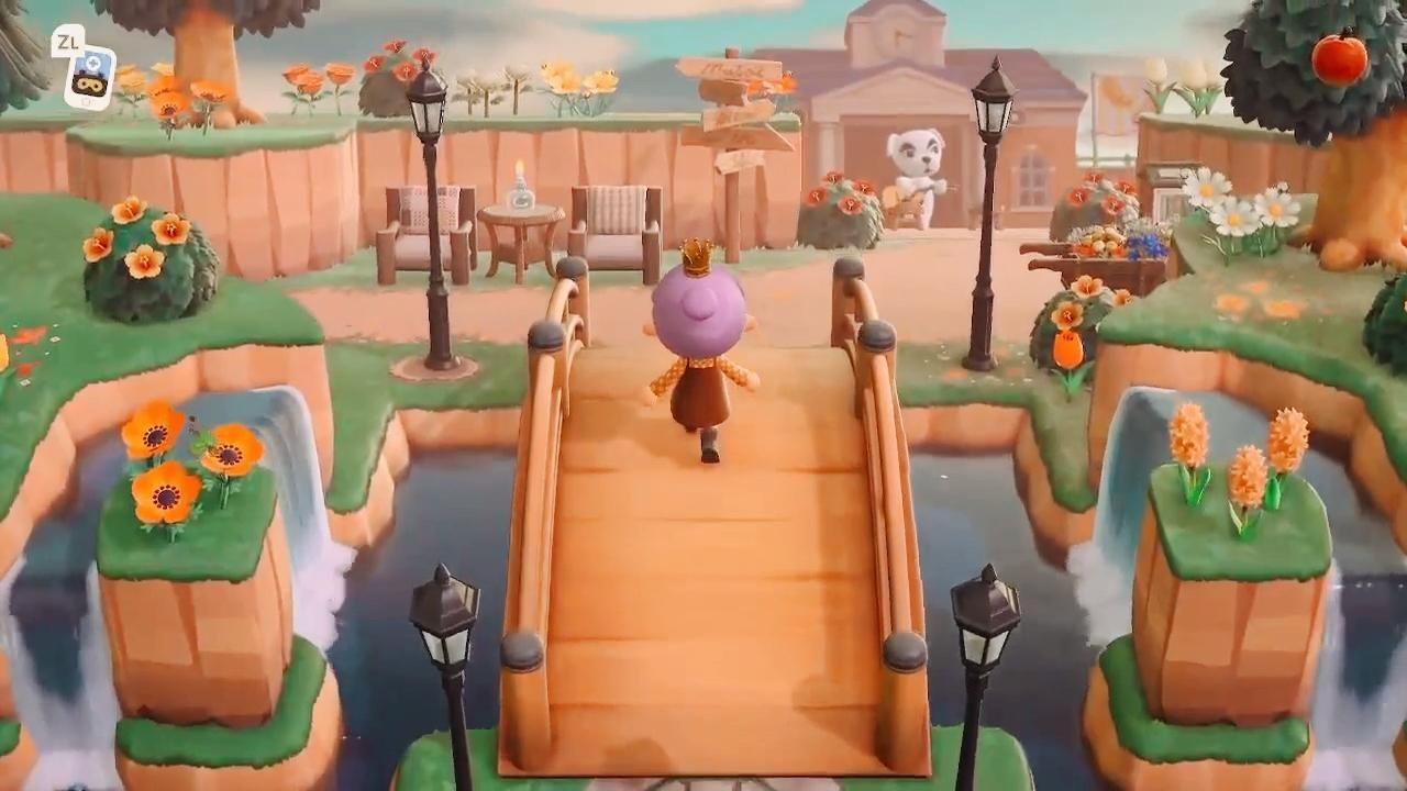 8 best terraforming ideas for your Animal Crossing: New ...