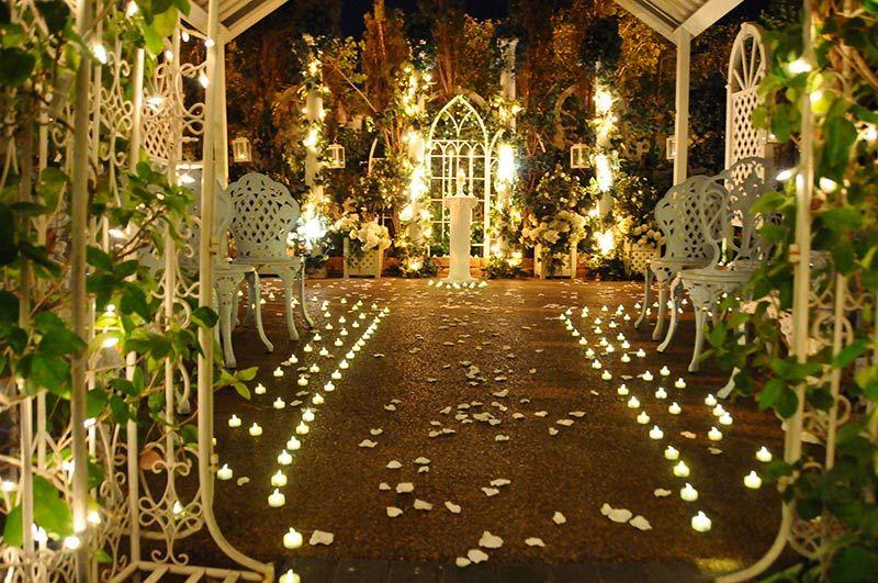 Viva Las Vegas Weddings Chapels Twilight Garden Wedding Package Vegas Wedding Las Vegas Wedding Chapel Las Vegas Wedding Packages