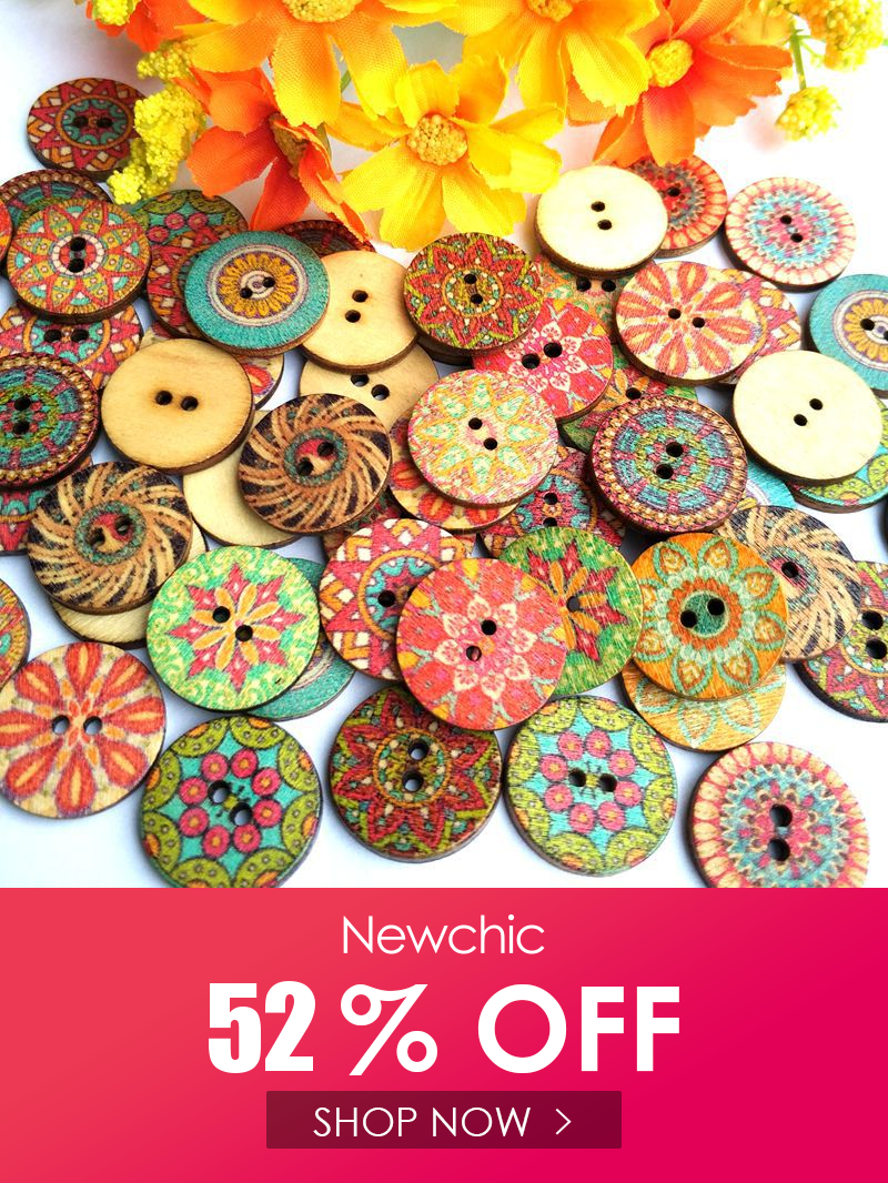 100pcs 3 Styles Wooden Sewing Buttons Diy Craft Bag Hat Clothes Decoration Sewing Button Diy Buttons Sewing A Button Craft Bags