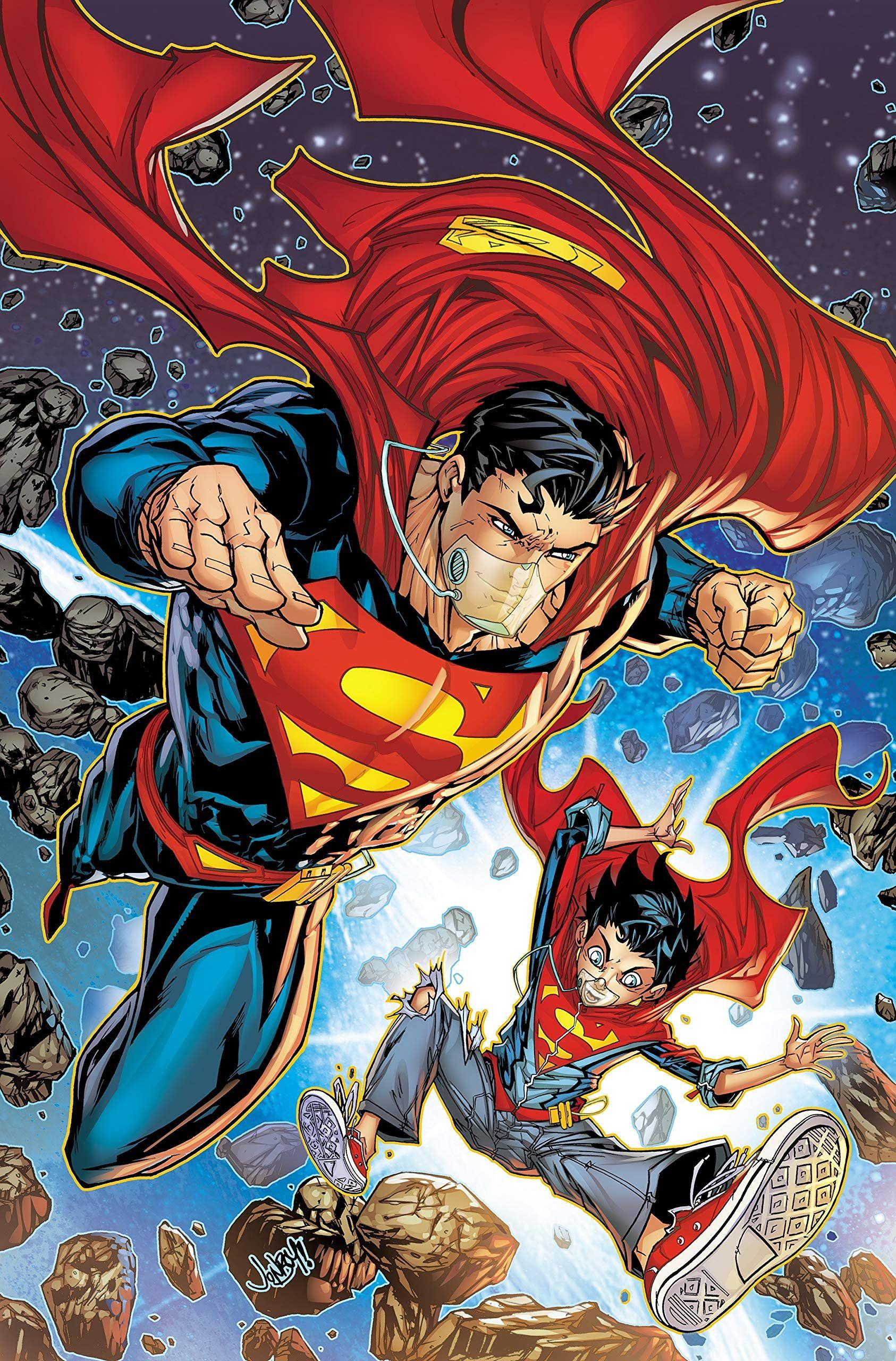 41+ Rebirth superman info