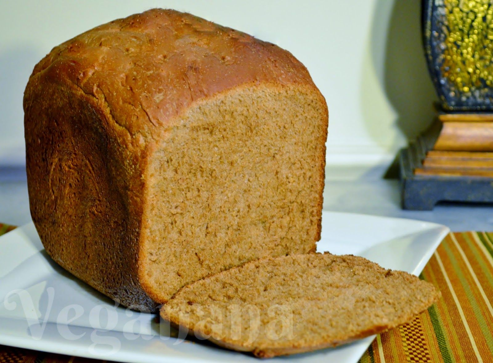 Pão Australiano ~ Veganana