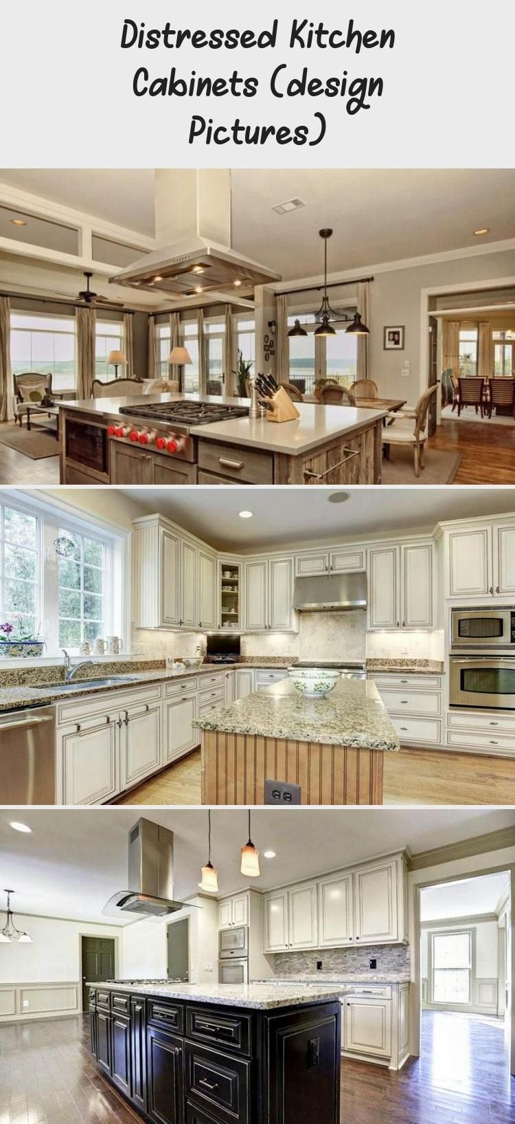 Distressed Kitchen (design Pictures Distressed