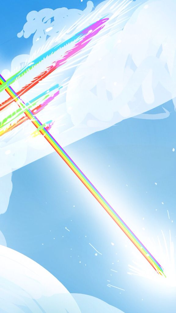 Mlp Triple Sonic Rain Boom Preformed By Rainbow Dash My