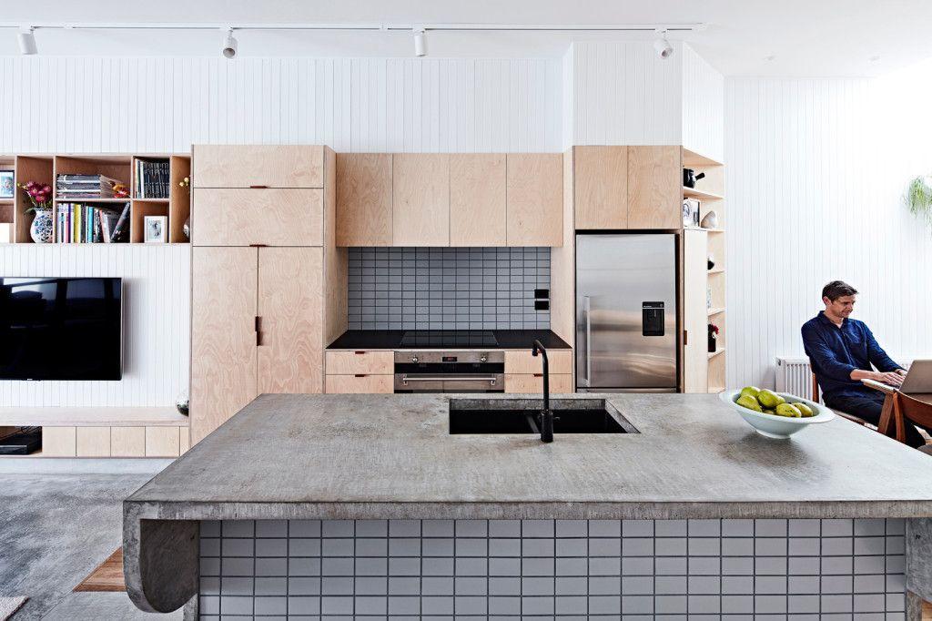 High House by Dan Gayfer Design | Australian Design Review | Photo by Dean Bradley #Architecture #Interior #Design #Melbourne #AustralianArchitecture