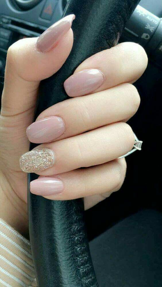 18 Elegant Nail Art Designs You Must Try Nails Pinterest