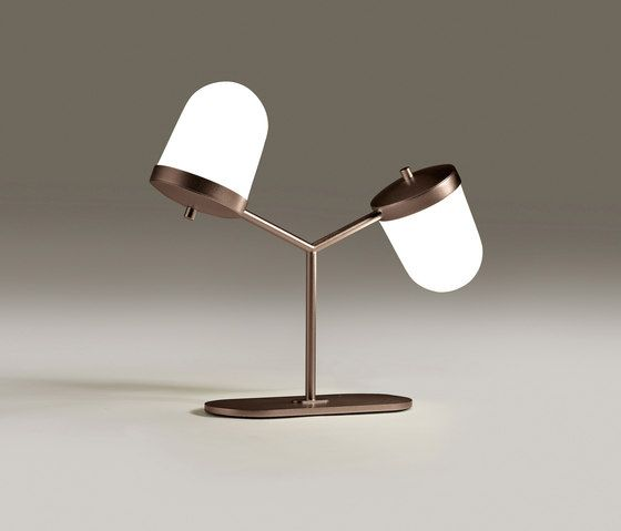 Lula small double table lamp by penta general lighting lula small double table lamp by penta general lighting aloadofball Gallery