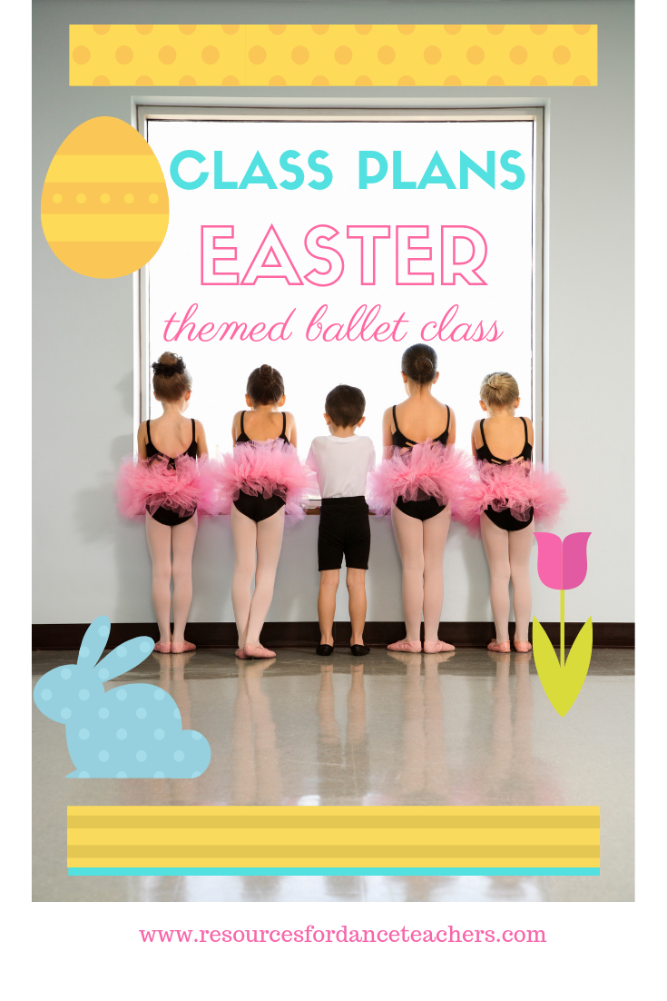 Top 5 Preschool Ballet Easter Songs And Activities Kids Dance Classes Teach Dance Dance Teacher Gifts