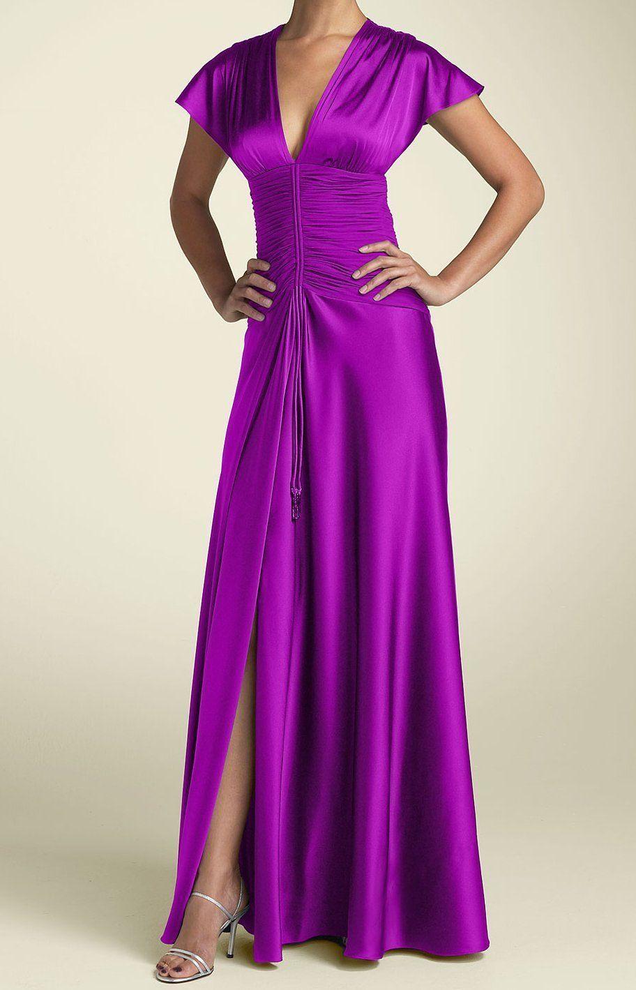 vestido de noche de gama alta de vestidos largos-Ropa de Maternidad ...
