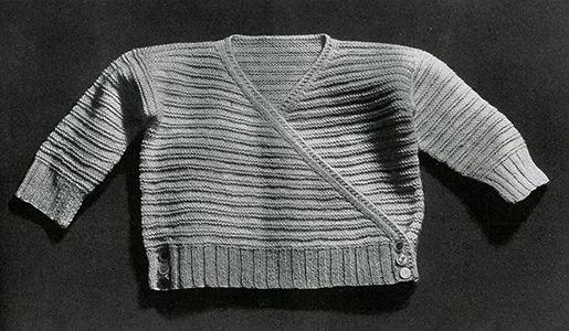 Surplice Sweater Pattern #5348 | Kids clothes patterns ...
