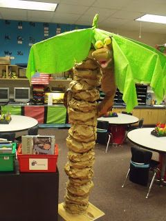 Mrs Jump's class: How to Make a Palm Tree- Chick-Chicka Boom-Boom Tree?