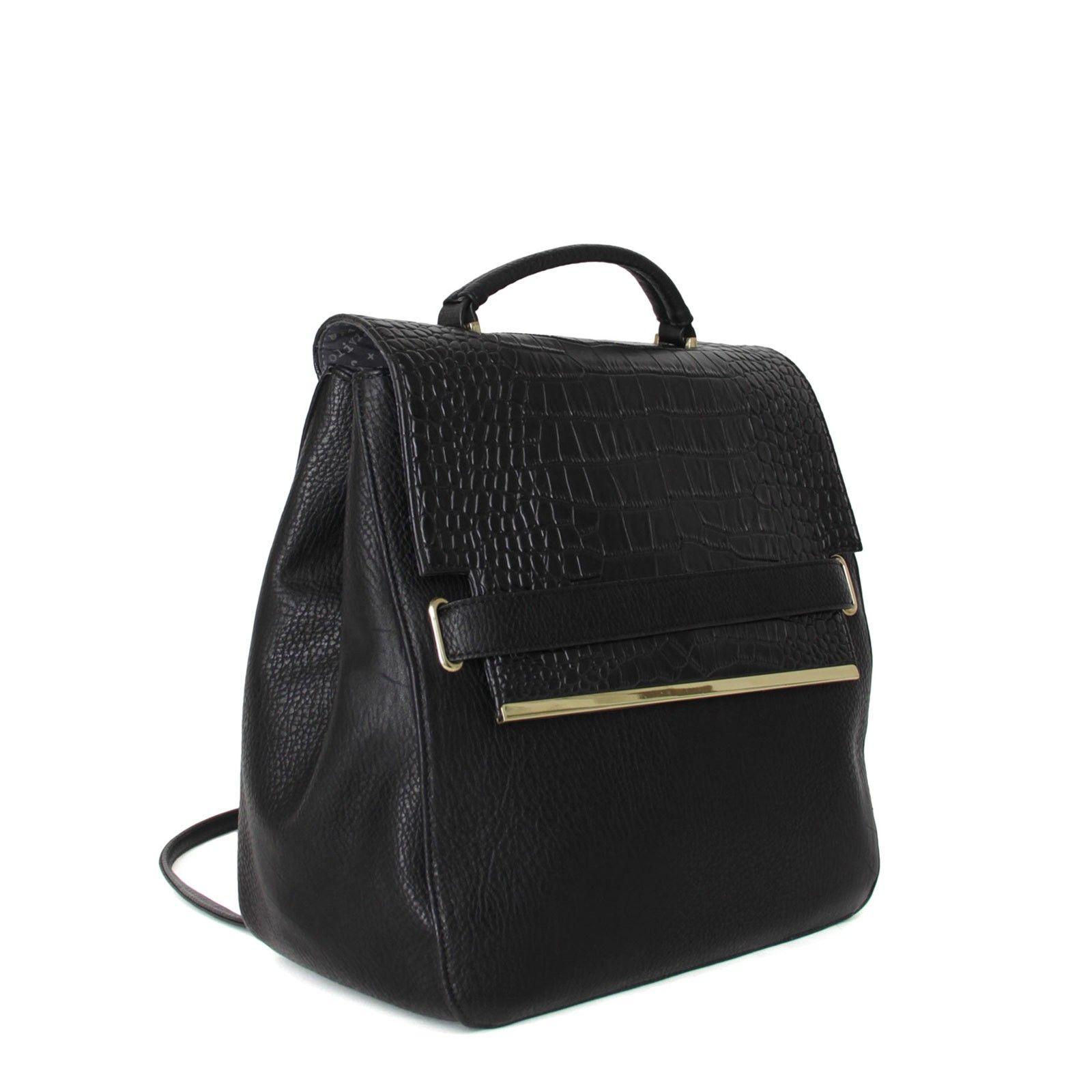 Olivia + Joy | Porterno Backpack-black