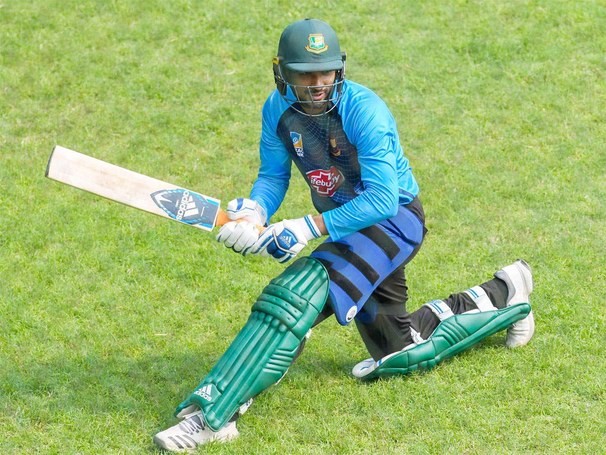 Bangladesh captain Mahmudullah tells team to 'bat sensibly