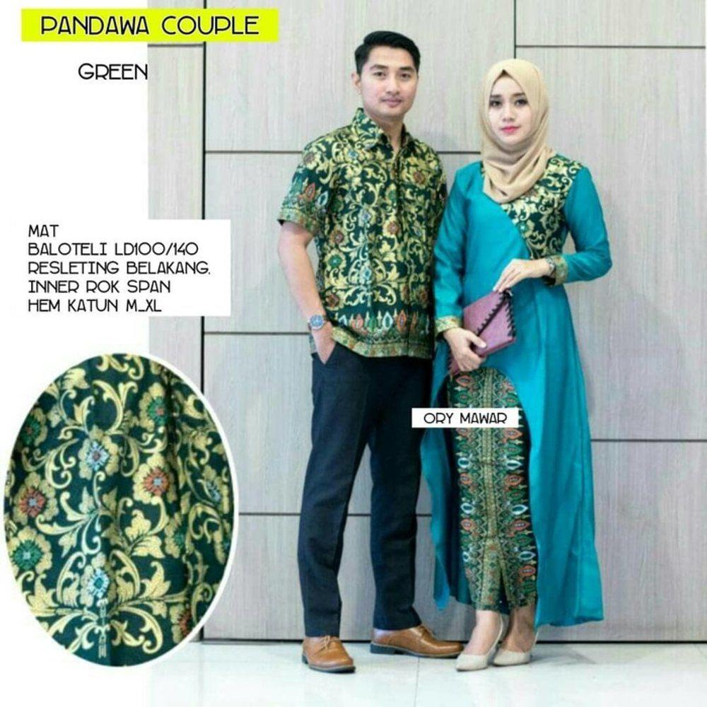 batik sarimbit pandawa couple terbaru kombinasi jual promo baju ... 2877738a8f