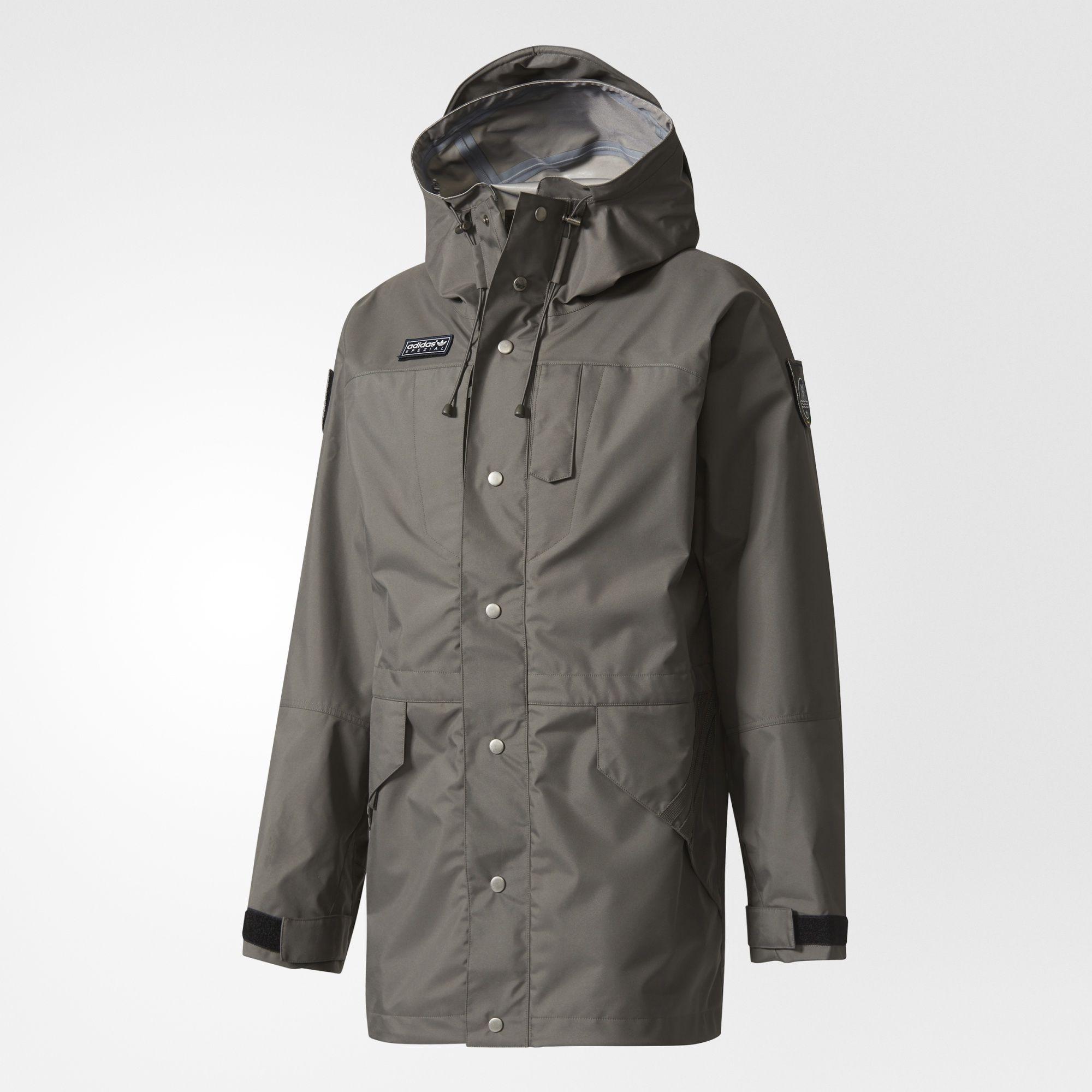 Adidas spezial, Mens jackets, Anorak