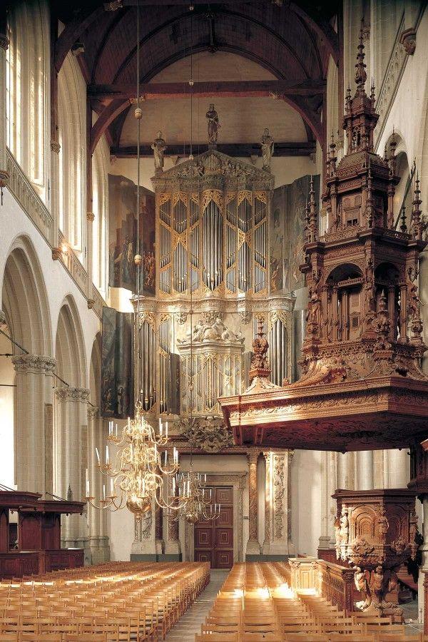 Nieuwe Kerk · Amsterdam