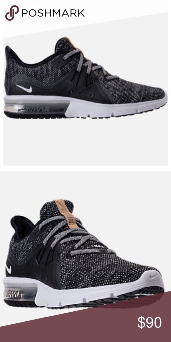 3a48957a9c1fc2 Nike Air Max Sequent 3 NIB New in box (comes with box) Nike Shoes Athletic  Shoes