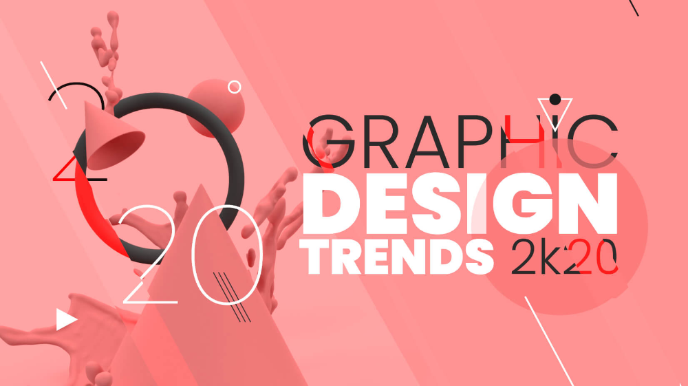 Graphic Design Trends 2020 Breaking the Rules in 2020