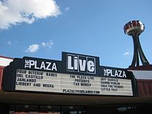 The Plaza Live, Orlando, FL. This theater is just the right size in my opinion. They host many local music festivals and bring in national acts as well.