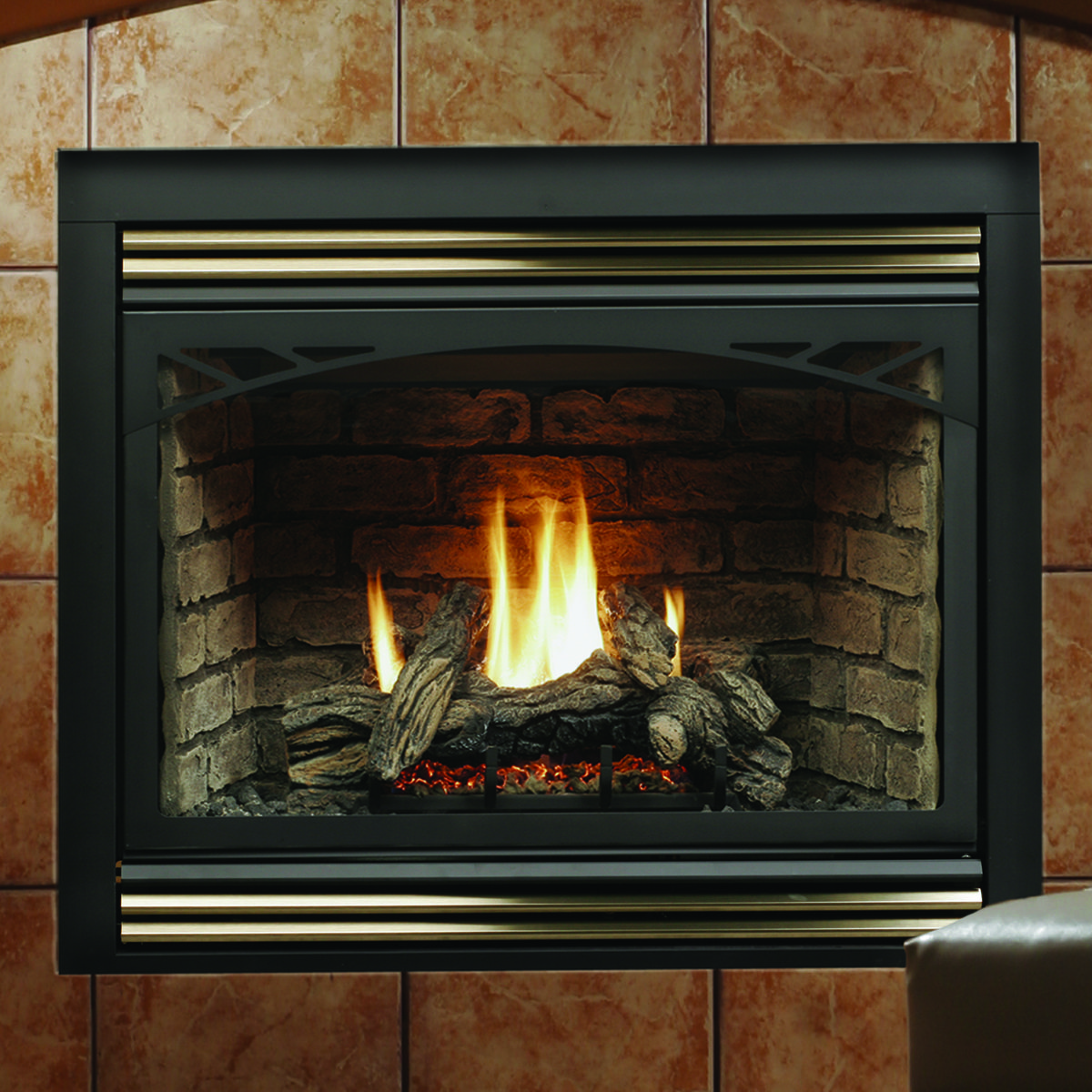 fireplace gas kingsman fireplaces