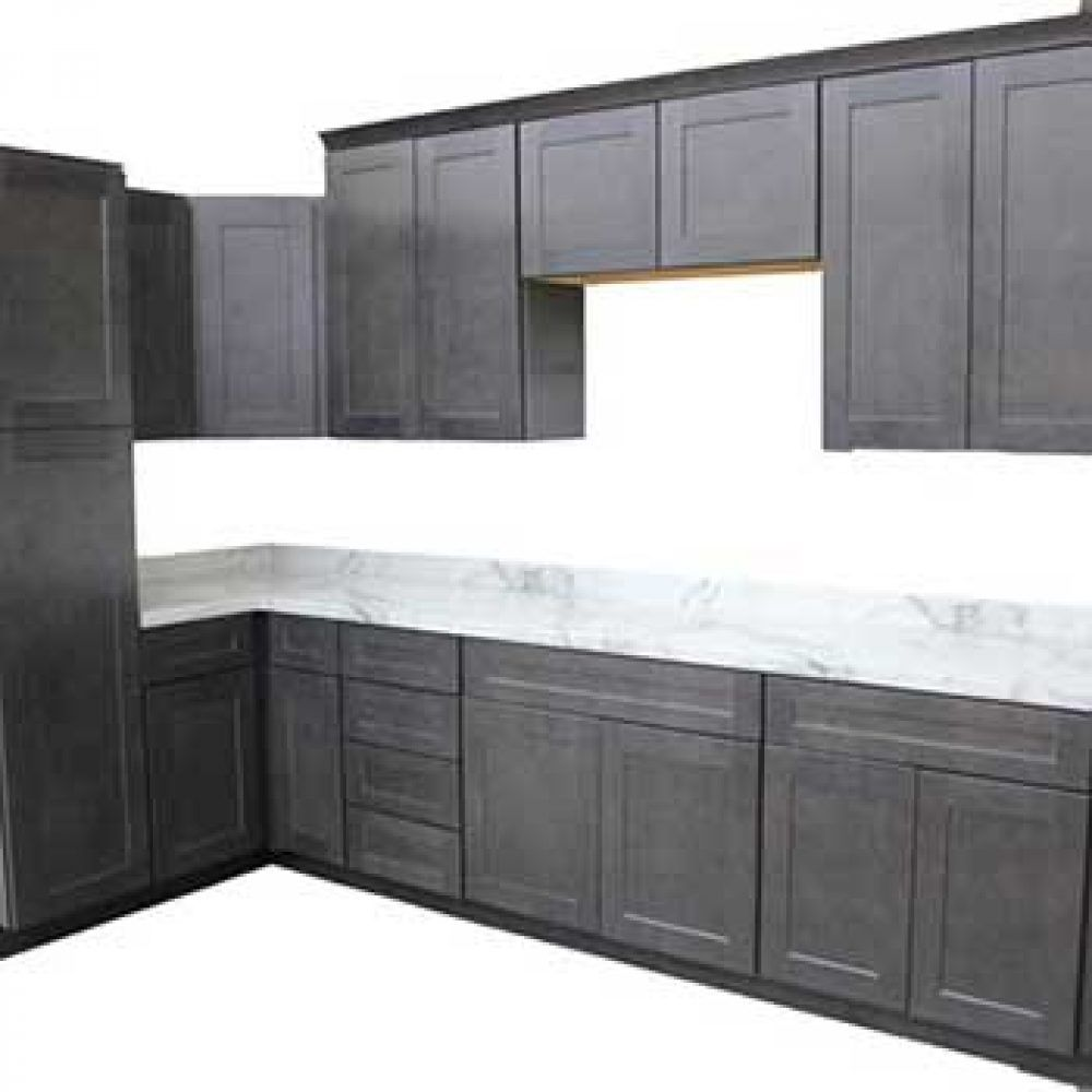 Jamestown Deluxe Slate Kitchen Cabinets Home Decor Slate Kitchen
