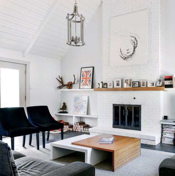Une Maison Adaptee Aux Enfants Au Quebec Planete Deco A Homes World Maison Deco Maison Mobilier De Salon
