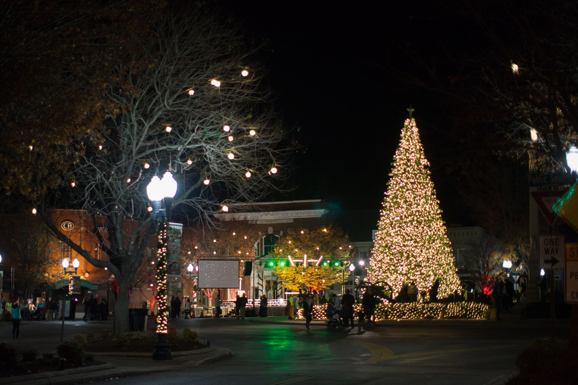 Image Result For Old Downtowns Annual Christmas Tree Lighting