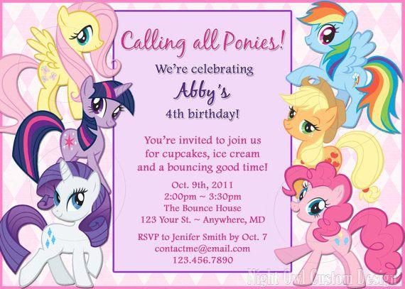 16 anna ideas my little pony birthday