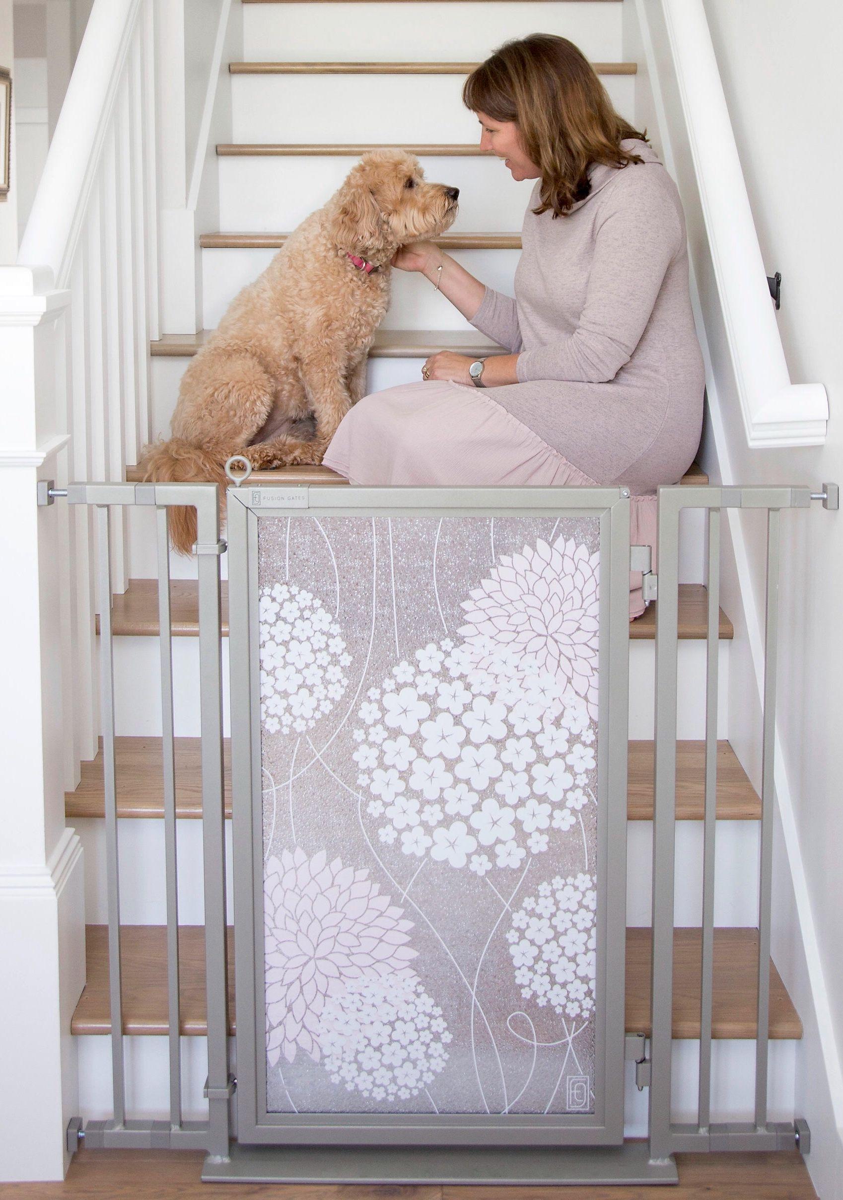 Pin On Designer Dog Baby Gates By Fusion Gates