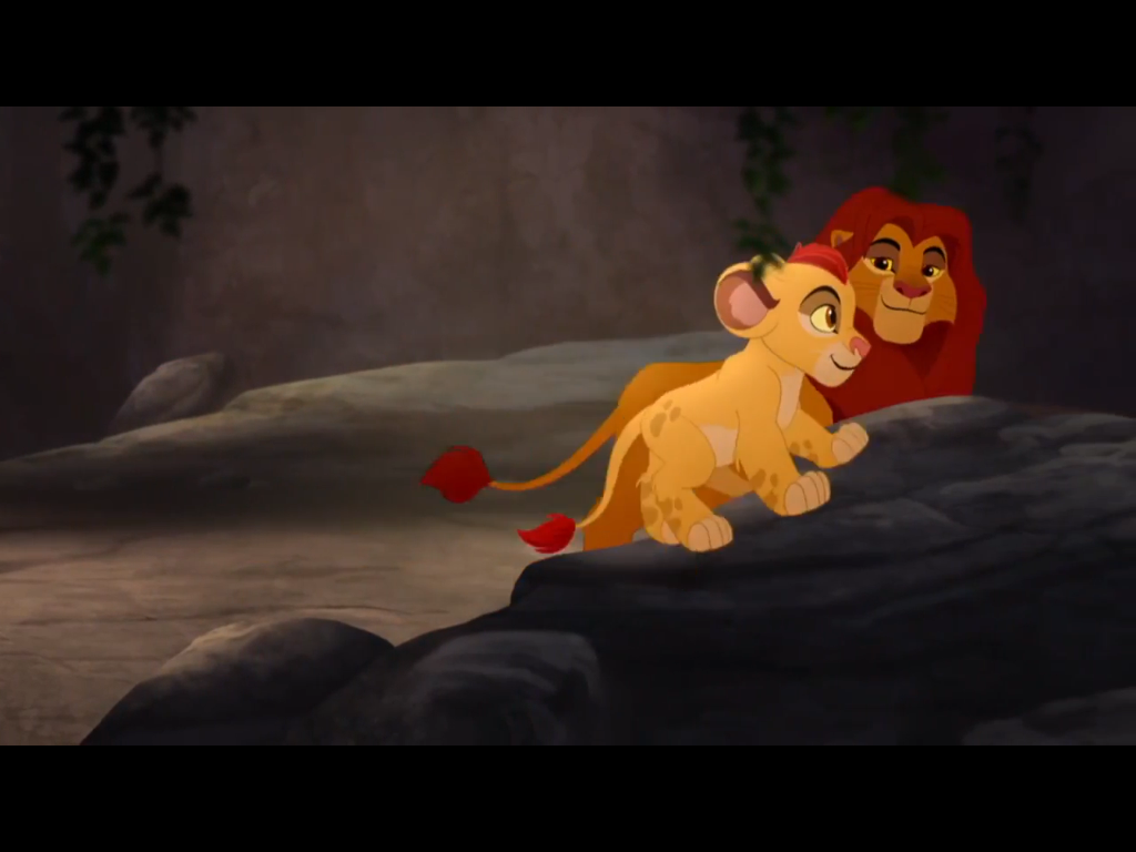 Baby kion disney the lion guard pinterest lions - Kion le roi lion ...