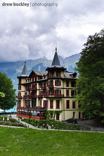 giessbach hotel 2 berner oberland bern switzerland rh pinterest com