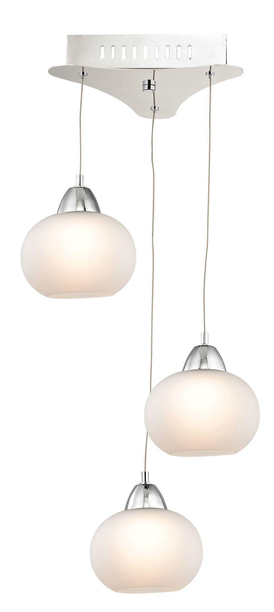 Ciotola 3 Light Pendant