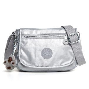 79c6c8f52ffe Sabian Cross Body Mini Bag - Kipling  crossbody  handbag  style  metallic   silver