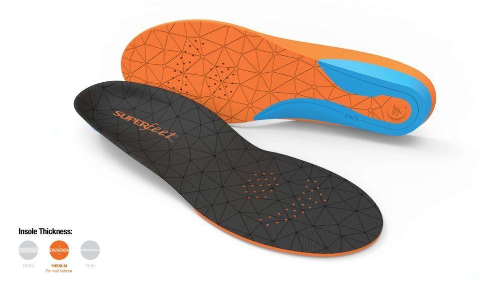 WERNIES Running Shoe Insoles-Neutral