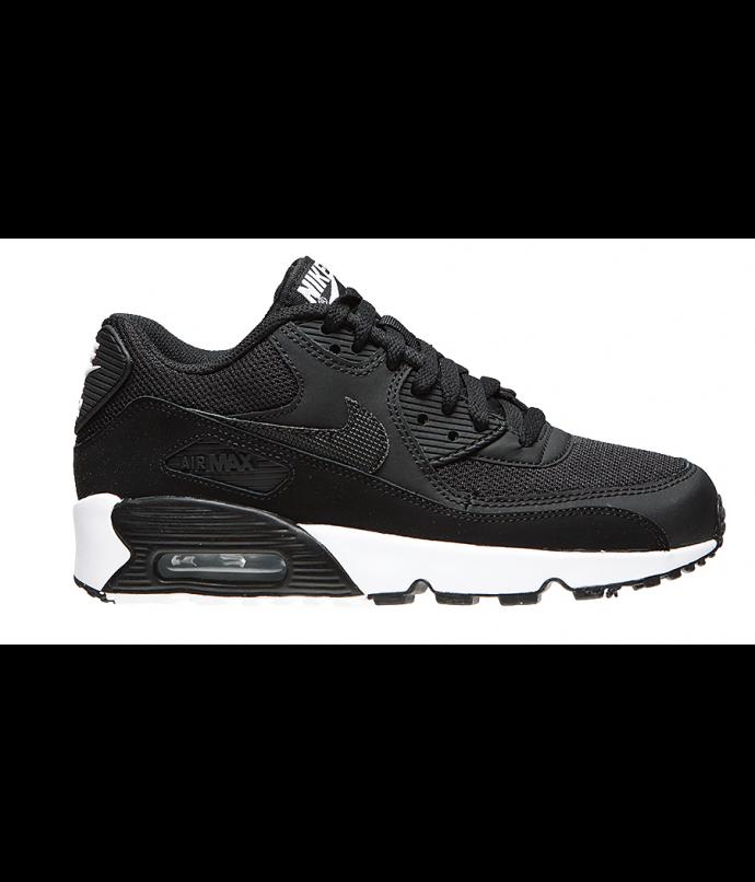 86950c3485b Nike Air Max 90 Mesh 833418-017 Zwart Wit | clothes | Pinterest ...