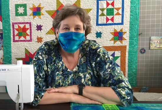 Make A Protective Face Mask From Scraps In 2020 Missouri Star